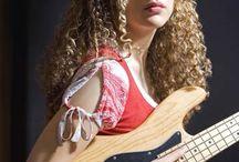 Bass girl
