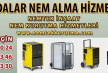 Nem Alma / Nemtek Nem alma Hizmetleri www.nemtekkurutma.com
