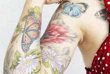 Tattoos / by Cindy Freeland