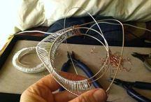 Sculptural wire