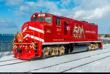 Train - VTR - Vermont Rail System