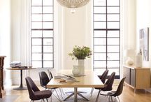 dining and entertaining / Ideas for dining rooms and entertaining at home