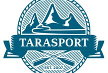 Rafting Club TARASPORT / Tara sport is a company founded by true nature and action lovers, and we do rafting and all sorts of adventure tourism.