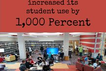 Library Ideas / Pins of TeacherIdeas for Library Ideas for Teachers, Librarians, and Media Specialists.
