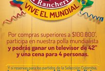 Mundial 2014 en El Rancherito