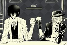 """BSD: Double Black / """"For the tainted sorrow."""""""