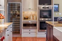 Kitchen Ideas / by Julie Whitler