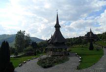 Romania, Maramures County / Poienile Izei, the most traditional place in Romania