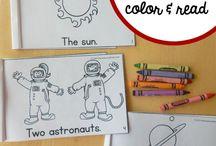 Space - Tot School
