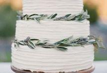 Bryllup - kake
