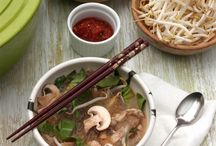 Asian Food / by April Demmer