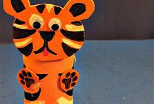 toilet paper roll crafts for kids animals / Crafts