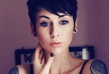 Pixie cut that I'm actually going to get