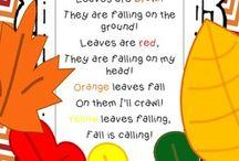 First Grade Fun- September / by DeAnn Blackard