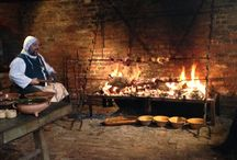 Medieval Kitchen / Views of the Medieval Kitchen  'How To Train Your Knight' comes to life. http://www.amazon.com/How-Train-Your-Knight-Medieval-ebook/dp/B00WRNKOOU