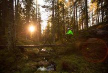 Pioneren i Østmarka / Les mer om Pioneren, se filmsnutt og kart her: http://bit.ly/Havnepromenaden