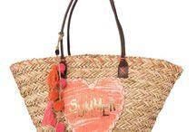 Shopper Handtaschen aus Stroh, Korb, Seegras / Naturmaterialien Taschen Strandtaschen Shoppingtaschen Shopper-Taschen Henkeltaschen