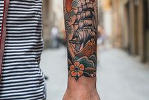 Tatto sleeve