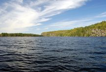 Bon Echo Provincial Park / Images from trips to Bon Echo- capturing the gorgeous cliffs, lake, and landscape