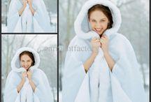 Winter Weddings / #winter #wedding  #winterwedding #snow #gettingmarried