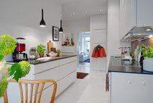 Kitchen(scandinavian)