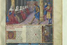 Romuleon de ROBERT DELLA porta / Bibliothèque nationale de France, Département des manuscrits, Français 364