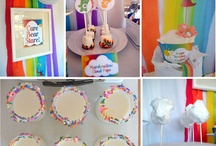 Care Bears Party / How to have a Care Bears-themed party for your little ones!  / by Care Bears™