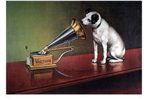 On my Victrola... / by Nancy Simons Matthews