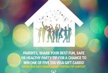 Safe Homes, Smart Parties