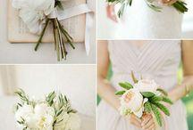 Kytice svadobne