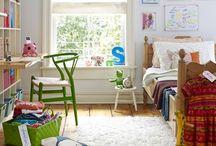 dormitorios de niñitas