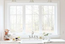 ~ white kitchen ~