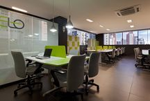 Coworking Latin America / Coworking places in Central ad South America