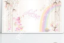 Printable Backdrops www.prettyandprint.com/blog / Custom Design and Printable Personalised Backdrops for all occasions. Please contact Pretty and Print for enquiries. www.prettyandprint.com/blog www.etsy.com/shop/prettyandprint
