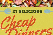 cheap dinnerz