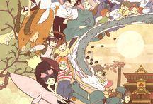 Studio Ghibli / Art of Miyazaki