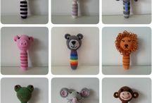 Doudous crochet - français