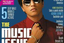 Revistas Bruno Mars