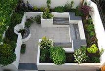 Elementen tuin