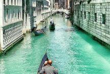 Luoghi visitati - Italia