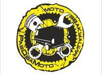 логотип мотоэвакуатора