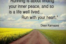 Run kiky run / Everything about running
