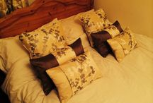 Cushions by Sophie Sews