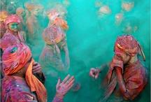 holi festival / by Jessica Lynch