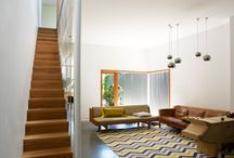New living room / by Carolyn Hughes Communications Ltd