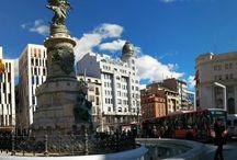 Espacios de Zaragoza habitados por Festival de danza Trayectos / Todos los espacios de Trayectos a lo largo de sus ediciones desde 2014.