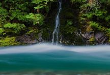 Bacon Creek, Mount Baker-Snoqualmie National Forent Washington #HeathrowGatwickCars.com