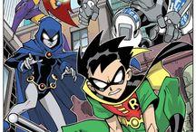 #Teen Titans