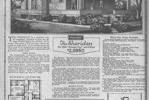 love: Home Sweet Bungalow / Ideas for vintage bungalow decor.