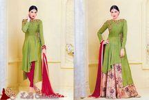 Banglori Lehenga | 2-Style Lehenga Suit